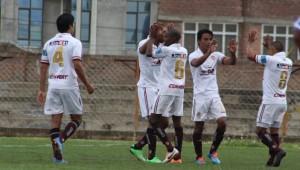 Sport Huancayo Vs UTC de Cajamarca