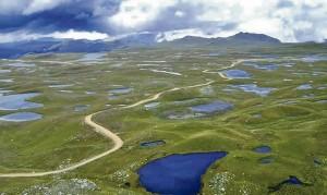 284 lagunas de Alto Perú - San Pablo