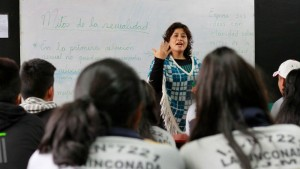 Evalución docente