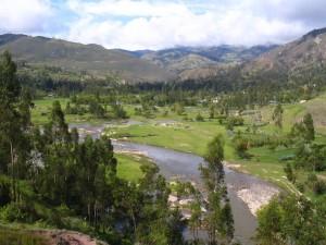 rio llaucano